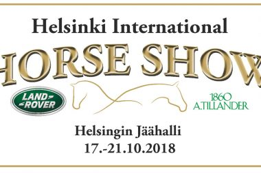 Helsinki International Horse Show 2018